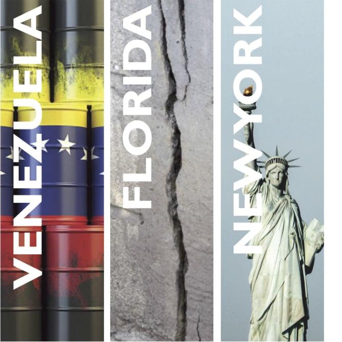 Venezuala-Florida-New-York
